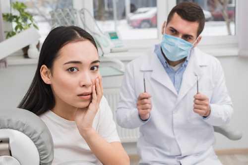 你帶家裏老人看過牙嗎