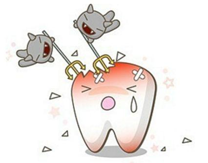 口腔知識 蛀牙嚴重,系掹仲系補?